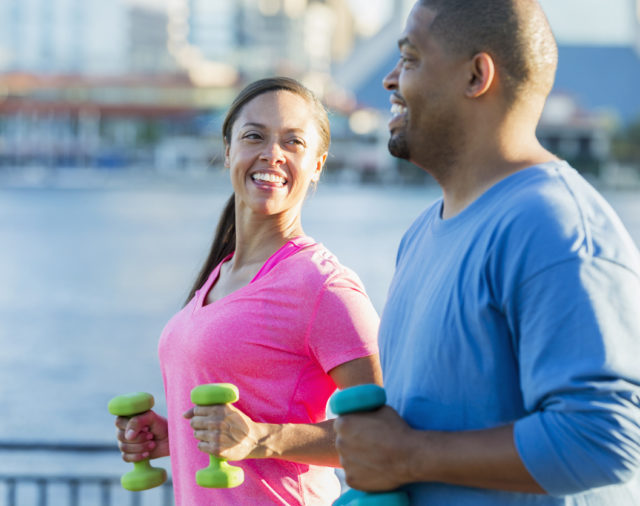 Weight Loss For Couples: 5 Tips